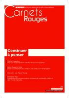 L'Individu ingouvernable, Fragments, Roland Gori