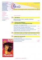 La lettre du réseau n°49 - septembre 2011