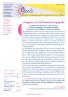 La lettre du réseau n°39 - juin 2009