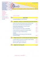 La lettre du réseau n°41 - décembre 2010