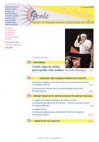 La lettre du réseau n°42 - janvier 2011
