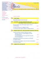 La lettre du réseau n°43 - février 2011