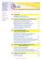 La lettre du réseau n°61 - juillet 2013