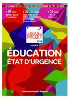 La revue du projet n°53, janvier 2016