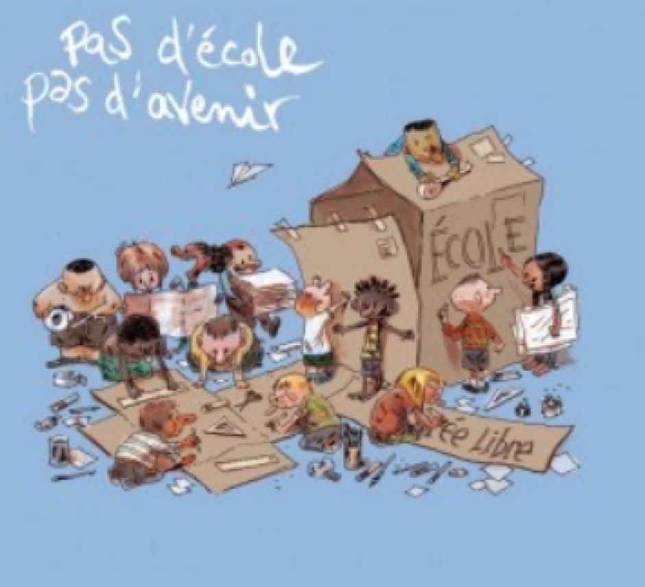 Communiqué : Rapport grande pauvreté et réussite scolaire : des propositions ambitieuses qu'il faut mettre en œuvre !