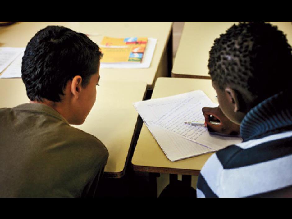 La convention de l'UMP officialise l'organisation d'une école de l'injustice : faisons front pour créer l'école de l'égalité que l'avenir exige !