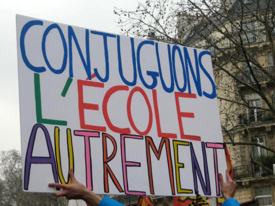 Ecole, les faux-semblants de François Hollande