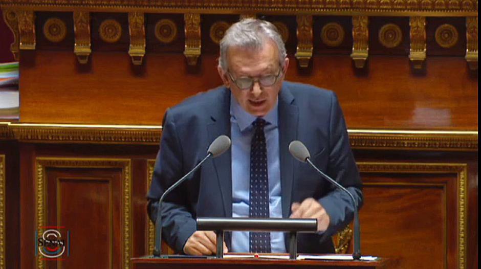 Question écrite au gouvernement, Pierre Laurent  / A quand une politique à la hauteur des besoins ?