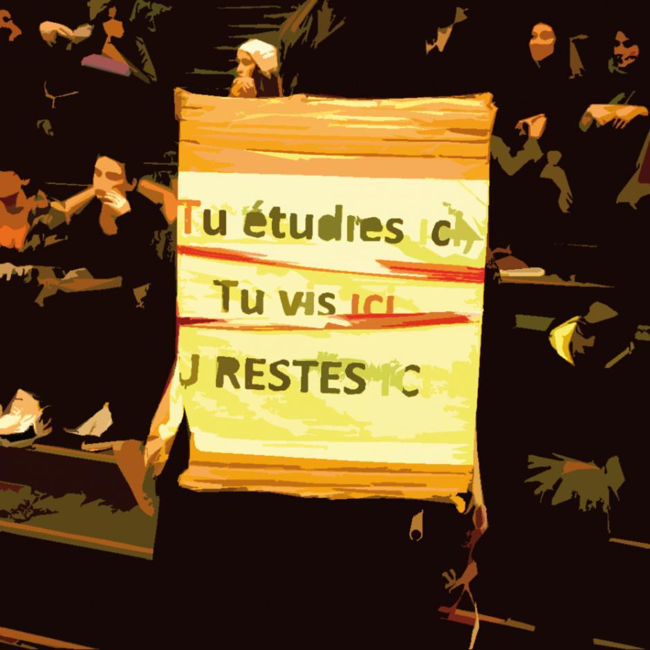 Les jeunes, les inégalités territoriales et l'injonction à la mobilité, Marine Roussillon*